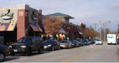 Webster Groves Business District Parking Studies